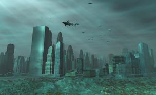 עיר מתחת למים (צילום: ShutterStock ,ShutterStock)