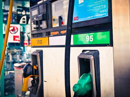 מחירי הדלק שוב עולים. (אילוסטרציה) (צילום: חדשות 2)