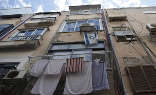 בתי דירות בתל אביב (צילום: חדשות 2)