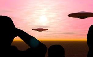 """עב""""מ, עב""""מים, חייזרים, יחידה, חללית (צילום: חדשות 2)"""