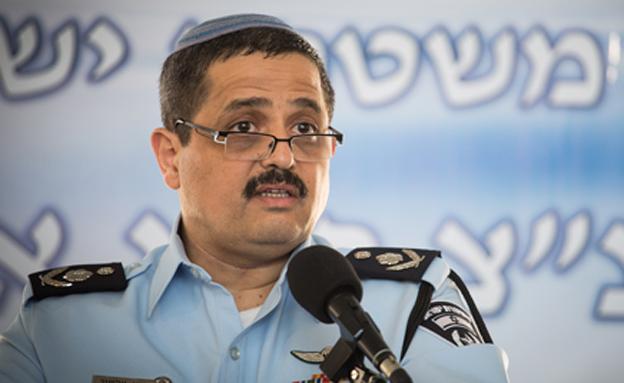 """מפכ""""ל המשטרה רוני אלשיך (צילום: הדס פרוש, פלאש 90)"""