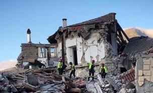 הרס אדיר באמטריצ'ה (צילום: אייל בן יעיש)