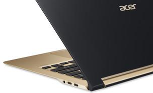 מחשב נייד Swift 7 של Acer בעובי 9.98 מילימטר (צילום: יחסי ציבור ,יחסי ציבור)