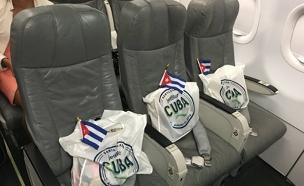 הטיסה המסחרית הראשונה