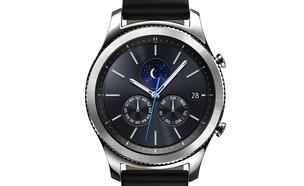 שעון חכם Gear S3 של סמסונג (צילום: יחסי ציבור ,סמסונג)