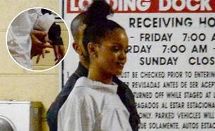 ריהאנה ודרייק (צילום: INFphoto)