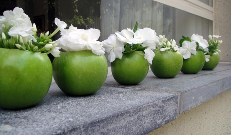 תפוח הכנה סופי (צילום: דידי רפאלי)