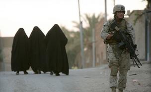 דאעש אוסר על לבישת בורקה (צילום: Getty Images)