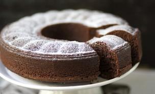 עוגת נוטלה קפה (צילום: קרן אגם ,אוכל טוב)