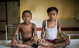 ילדי הנחש (צילום: Cover Asia)