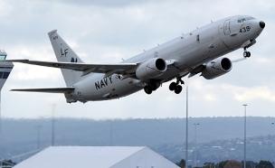 מטוס הריגול האמריקני P8 Poseidon (צילום: רויטרס)
