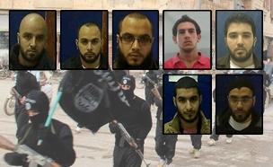 "גזר דין למקימי חוליית דאע""ש (צילום: AP)"