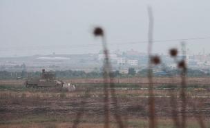 """פעילות צה""""ל בעזה במהלך מבצע צוק איתן (צילום: דובר צה""""ל)"""