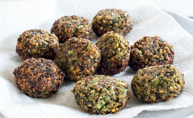 פלאפל עדשים (צילום: אסף רונן ,אוכל טוב)