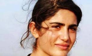 אנג'לינה ג'ולי של הכורדים (צילום: twitter)