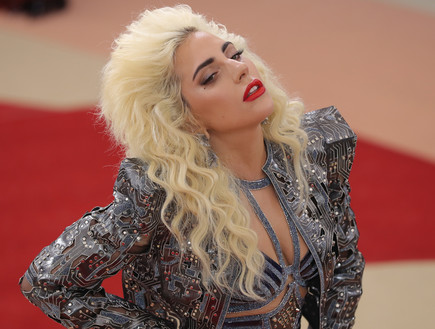 ליידי גאגא (צילום: getty images ,getty images)