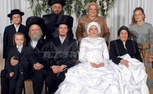 בני המשפחה שנהרגו בתאונה (צילום: כיכר השבת)
