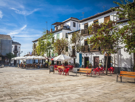 גרנדה, ספרד (צילום: Anilah, Shutterstock)