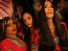 טרנסית פקיסטנית