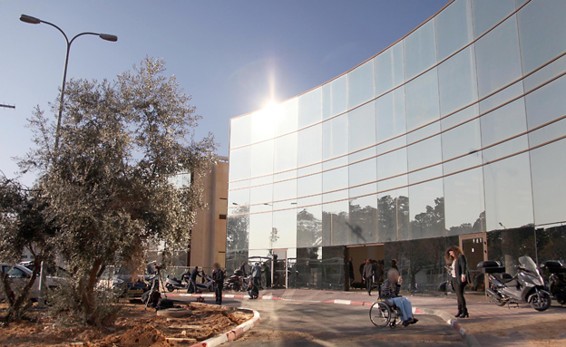 בית החולים שיבא, ארכיון (צילום: פלאש 90 - גדעון מרקוביץ')