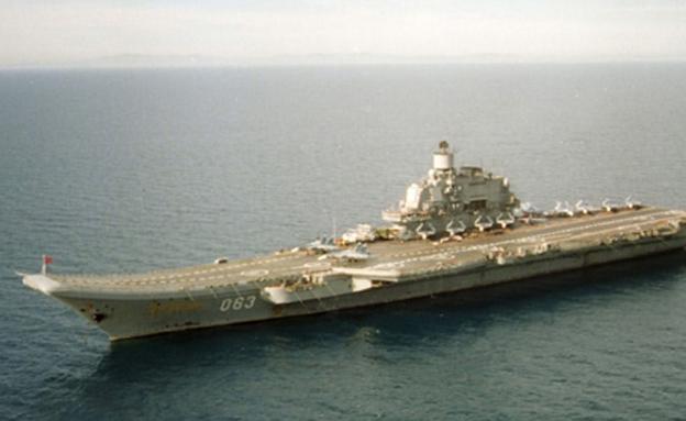 """""""אדמירל קוזנצוב"""", ארכיון (צילום: רויטרס)"""