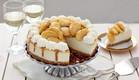 עוגת גבינה עם פקאן ותפוחים (צילום: ענבל לביא ,אוכל טוב)