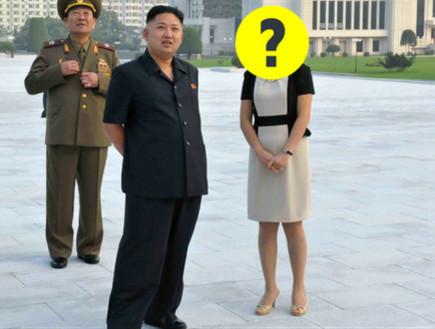 אשתו של קים ג'ונג און