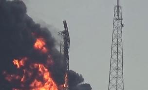 צפו ברגעי הפיצוץ של הלווין