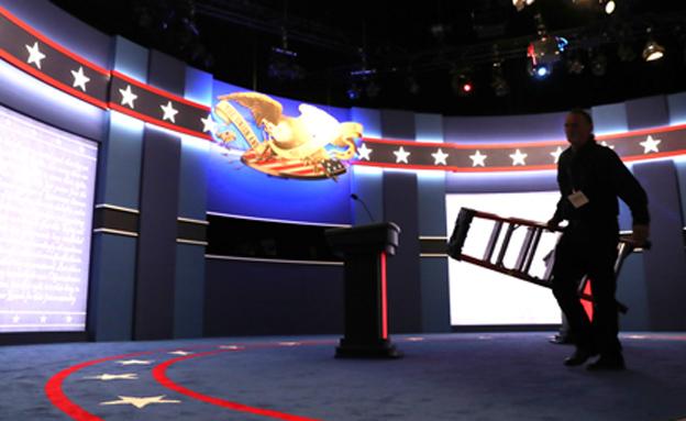 """בארה""""ב כבר מוכנים לעימות (צילום: רויטרס)"""