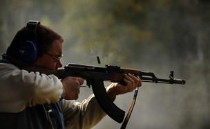 AK-47 (צילום: אימג'בנק/GettyImages)