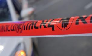 משטרה, מחסום, פיגוע, אירוע (צילום: חדשות 2)