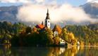 אגם בלד, סלובניה (צילום: לשכת התיירות של סלובניה)