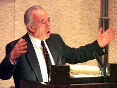 48 שנים על ספסל הכנסת (צילום: רויטרס)