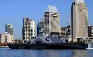הספינה החדשה של ארצות הברית (צילום: getty images)