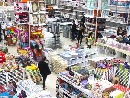 רשת חנויות הסטוק (צילום: יחסי ציבור ,יחסי ציבור)