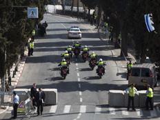 7000 שוטרים יאבטחו את הקהל (צילום: פלאש 90, יונתן סינדל)