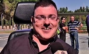 גיל גרינברג (צילום: חדשות 2)