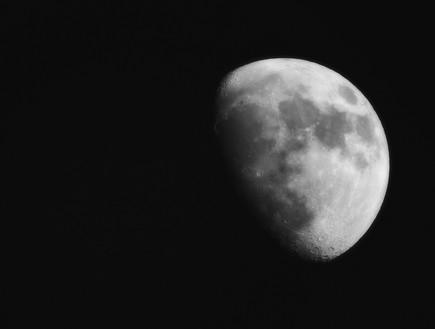 ירח שחור (צילום: ויקיפדיה)