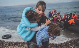 סיוע הומניטרי ישראלי ביוון