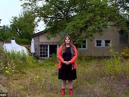 נטשה קמפוש (צילום: Channel 7)