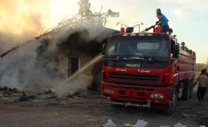 מלחמת האזרחים בסוריה, ארכיון (צילום: רויטרס)