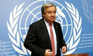 """מזכ""""ל האו""""ם החדש - גוטיירס (צילום: רויטרס)"""