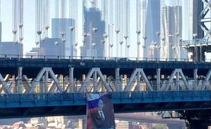 מתיחה או אקט פוליטי? תמונתו של פוטין (צילום: sky news)