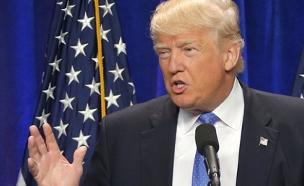 מה יעלה בגורל הקמפיין? טראמפ (צילום: רויטרס)