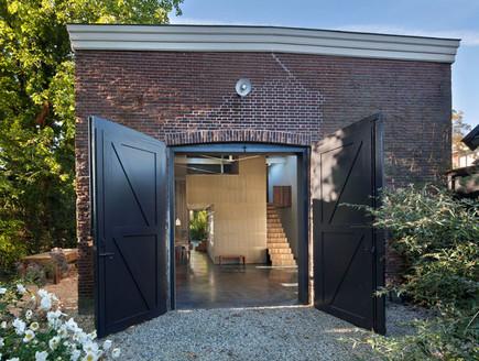 בית הולנדי, חוץ  (צילום: Christel Derksen & Rolf Bruggink)