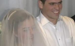 חתונת בני הזוג ליטמן (צילום: sharelive)