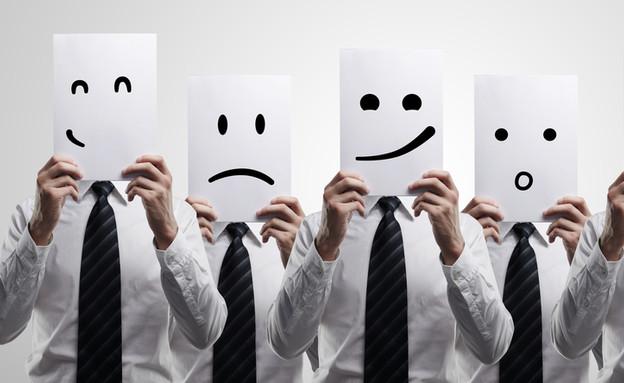 פרצופים (צילום: shutterstock ,shutterstock)