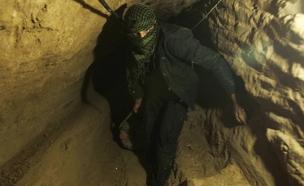 """""""המנהרות - בגדר נעלם"""". ארכיון (צילום: רויטרס)"""
