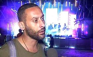 צפו בראיון המלא עם תאמר נפאר (צילום: חדשות 2)