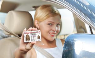 לימודי נהיגה (צילום: shutterstock ,מעריב לנוער)